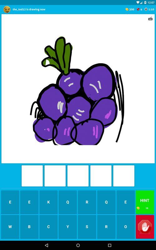 Sketch online draw guess apk download gratis kata for Sketch it online