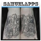 lattering tattoos icon