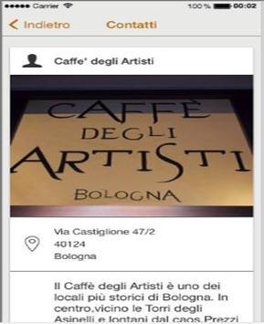 Caffe' Degli Artisti Bologna screenshot 4