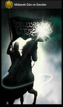 Namaz Dua Önemli Geceler poster