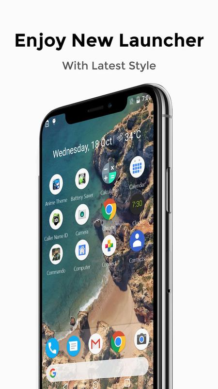 android launcher 2018 download apk