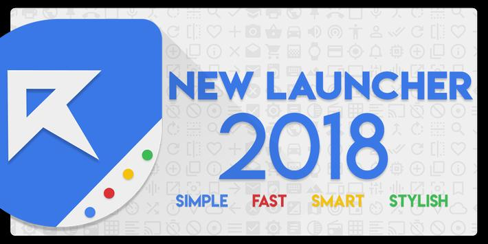 New Launcher 2018 screenshot 1