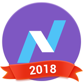 NN Launcher - Nice Nougat Launcher in 2018 icon