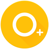 O+ launcher -Nice O Launcher for Android™ 8.0 Oreo icon