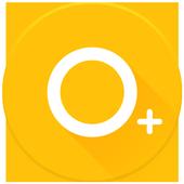 O Plus launcher - 2018 Oreo Launcher, Android™ O 8 icon