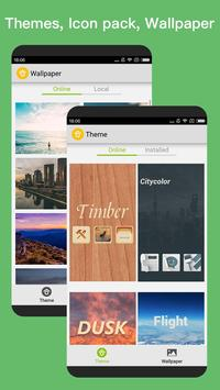 O+ launcher -Nice O Launcher for Android™ 8.0 Oreo apk screenshot