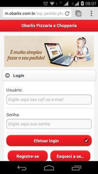 Obarlix Pedidos Online poster