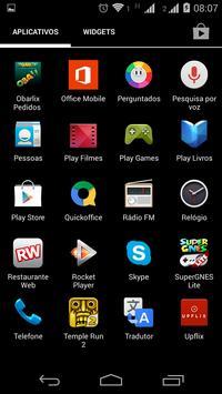Obarlix Pedidos Online apk screenshot