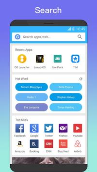 OO Launcher 🏆 for Android O 8.0 Oreo™ Launcher apk screenshot