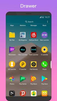 OO Launcher for Android O 8.0 Oreo™ Launcher apk 截圖