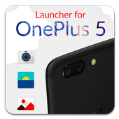 Launcher for One Plus 5 icon