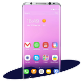 Launcher Theme for Samsung Galaxy S9/S9+ icon