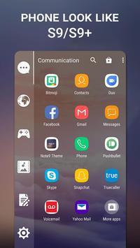 Launcher Theme for Samsung Galaxy S9/S9+ screenshot 2