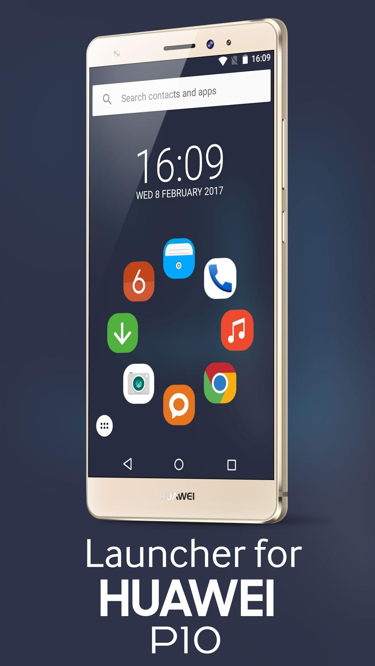 Launcher for Huawei P10 for Android - APK Download