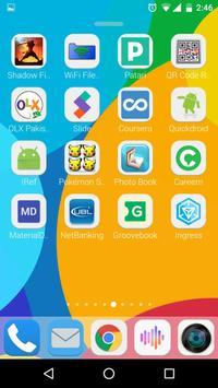 Launcher for IOS 9 screenshot 6