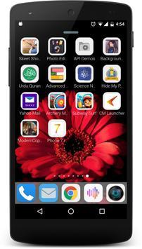 Launcher for IOS 9 screenshot 8