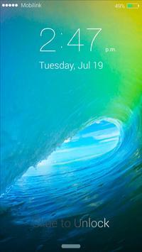 Launcher for IOS 9 screenshot 2