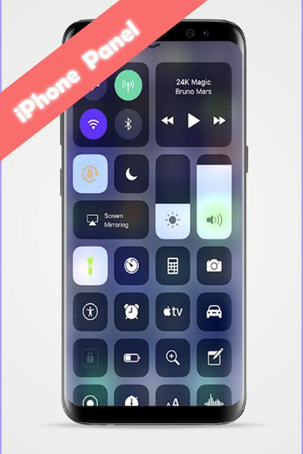iLauncher Iphone X - iOS 11 Launcher for Android - APK Download