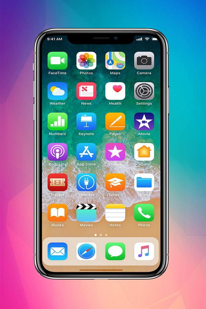 ilauncher for iphone x - ios 11 launcher for Android - APK Download