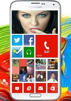 Launcher- Hot Girl Tema apk screenshot