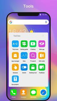 ii Launcher for Phone 8 & Phone X apk screenshot