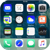 Launcher For Iphone 7 Plus * icon