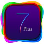 Launcher For iPhone 7 &  Pluss icon