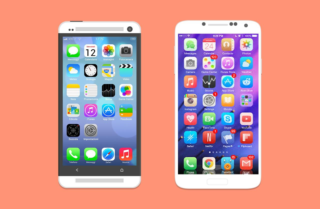 Iphone 7 Pluss For Android Apk