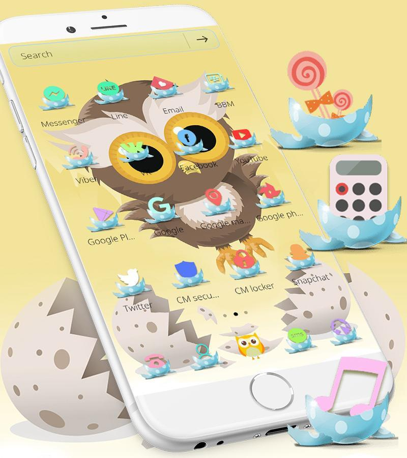 Download 960 Koleksi Wallpaper Animasi Owl Gratis Terbaik
