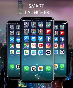 OS11 Launcher - smart launcher poster