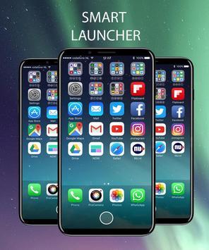 OS11 Launcher - smart launcher apk screenshot