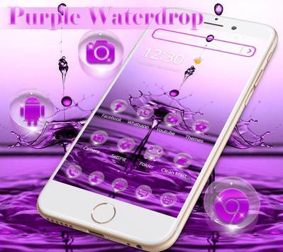 waterdrop theme