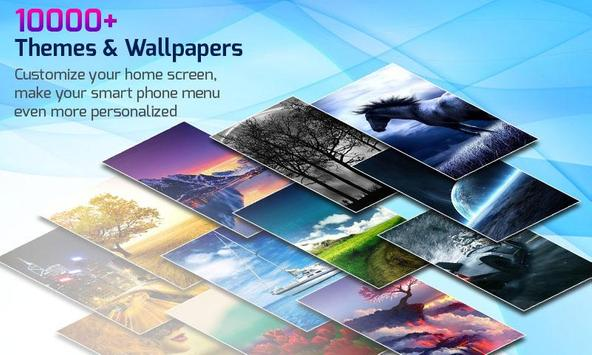 SJ Launcher - Theme, HD Wallpapers, Boost 1 44 (Android) - Download APK