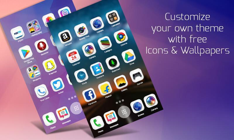 Beautiful Launcher Theme Free For Android Apk Download