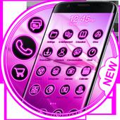 Neon Launcher Theme Free icon