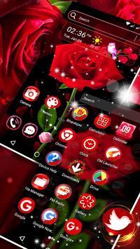 Rose Launcher Theme screenshot 1