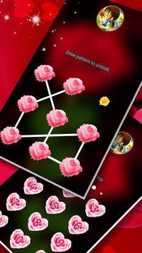 Rose Launcher Theme screenshot 4