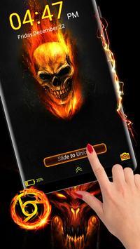 Skull Launcher Theme screenshot 4