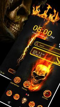 Skull Launcher Theme poster