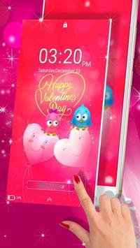 Valentine Day Launcher Theme screenshot 1