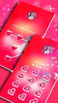 Valentine Day Launcher Theme screenshot 4