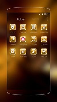 Golden business screenshot 2