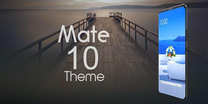 Theme for Huawei mate 10 screenshot 1