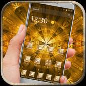 Golden Laser Bright icon