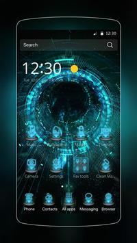 High Tech Future Cool poster