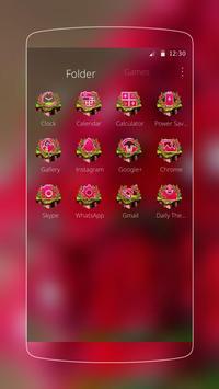 Red Rose Valentine Diamond apk screenshot