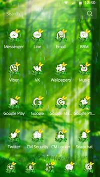Natural World Theme apk screenshot