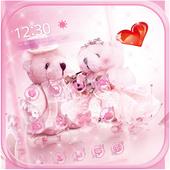 Install App Beauty action android Teddy bear pernikahan Tema