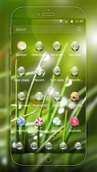 Nature Water Drops Theme screenshot 6