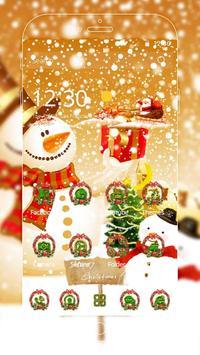 Christmas Snowman screenshot 1
